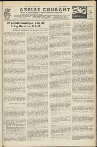 Axelsche Courant 1955-06-25