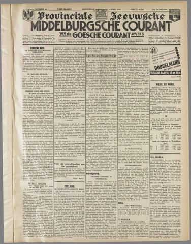 Middelburgsche Courant 1934-04-05