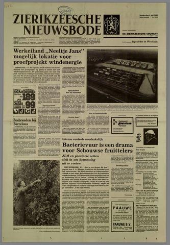 Zierikzeesche Nieuwsbode 1982-07-08