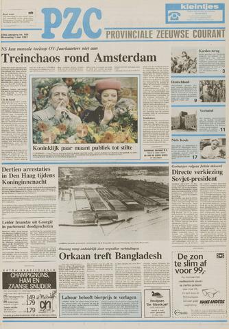 Provinciale Zeeuwse Courant 1991-05-01