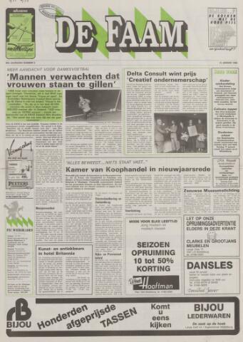 de Faam en de Faam/de Vlissinger 1988-01-13