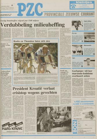 Provinciale Zeeuwse Courant 1991-07-23
