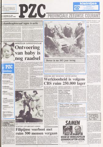 Provinciale Zeeuwse Courant 1988-10-26