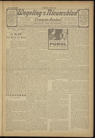 Zeeuwsch Nieuwsblad/Wegeling's Nieuwsblad 1931-05-01