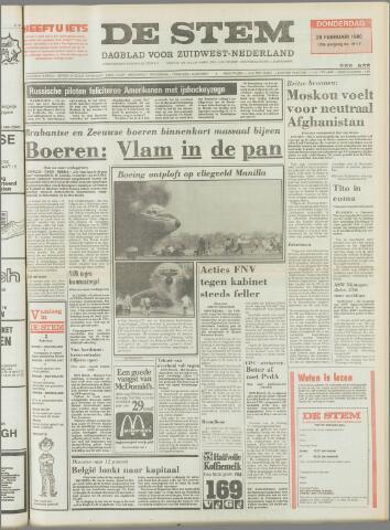 de Stem 1980-02-28