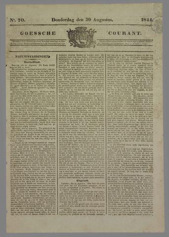 Goessche Courant 1844-08-29