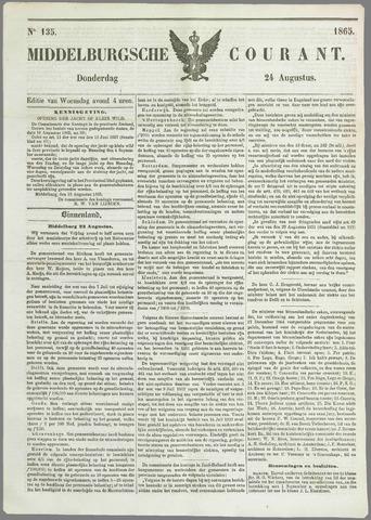 Middelburgsche Courant 1865-08-24