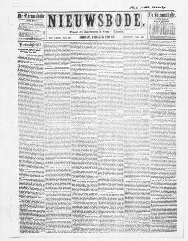 Sheboygan Nieuwsbode 1859-06-15