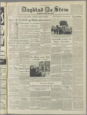 de Stem 1952-01-26