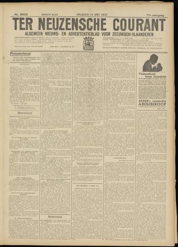 Ter Neuzensche Courant. Algemeen Nieuws- en Advertentieblad voor Zeeuwsch-Vlaanderen / Neuzensche Courant ... (idem) / (Algemeen) nieuws en advertentieblad voor Zeeuwsch-Vlaanderen 1937-05-14