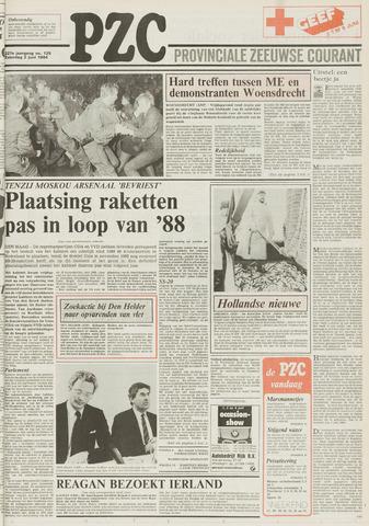 Provinciale Zeeuwse Courant 1984-06-02