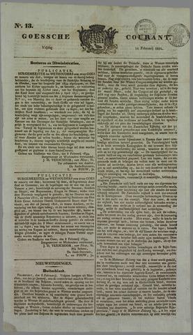 Goessche Courant 1834-02-14