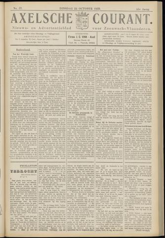 Axelsche Courant 1939-10-24