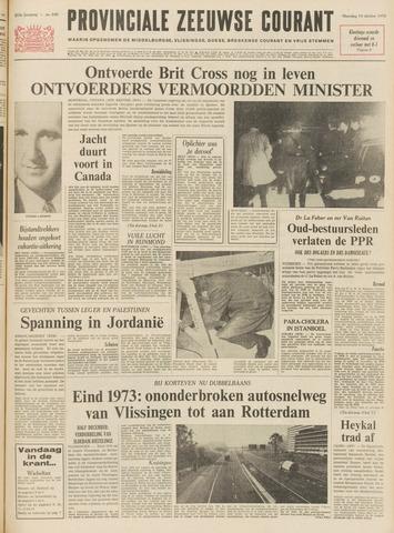 Provinciale Zeeuwse Courant 1970-10-19
