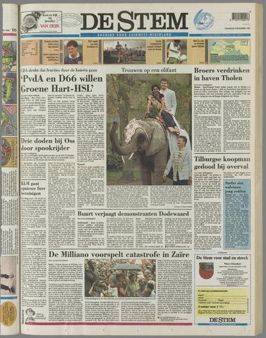 de Stem 1996-11-04