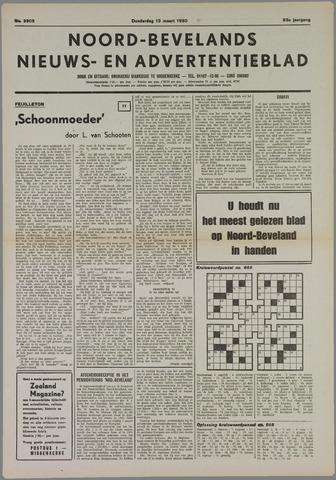 Noord-Bevelands Nieuws- en advertentieblad 1980-03-13