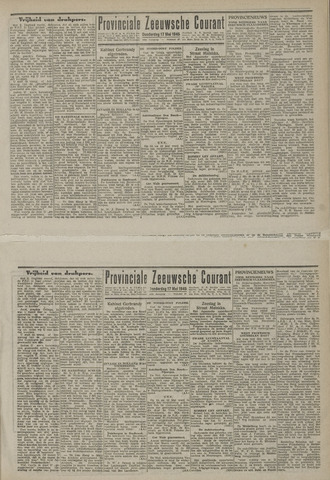 Provinciale Zeeuwse Courant 1945-05-17