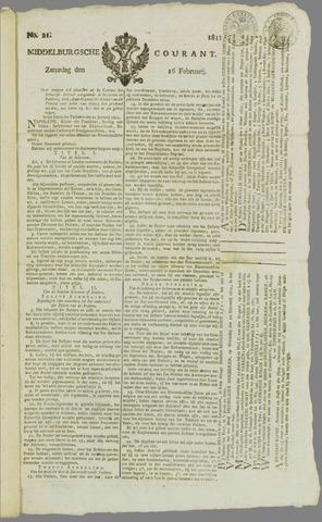Middelburgsche Courant 1811-02-16