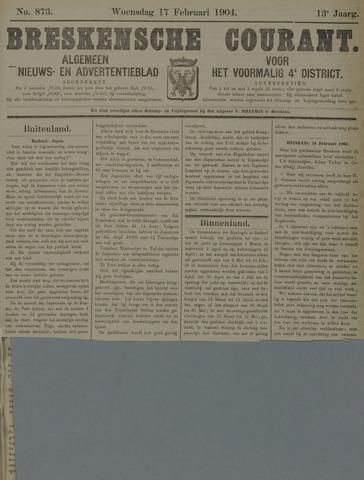 Breskensche Courant 1904-02-17