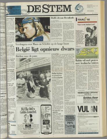 de Stem 1992-07-14