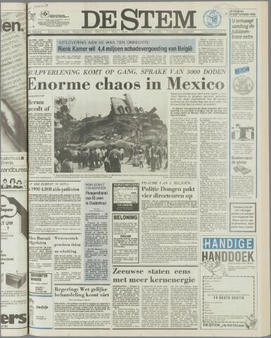 de Stem 1985-09-21