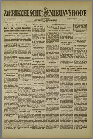 Zierikzeesche Nieuwsbode 1952-05-29