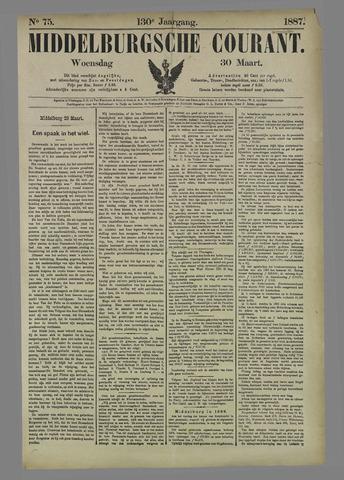Middelburgsche Courant 1887-03-30