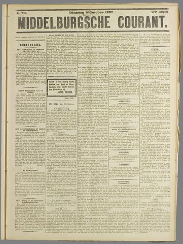 Middelburgsche Courant 1927-10-04