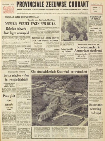 Provinciale Zeeuwse Courant 1963-09-30