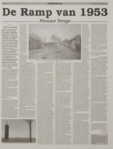 Watersnood documentatie 1953 - kranten 2002-11-29