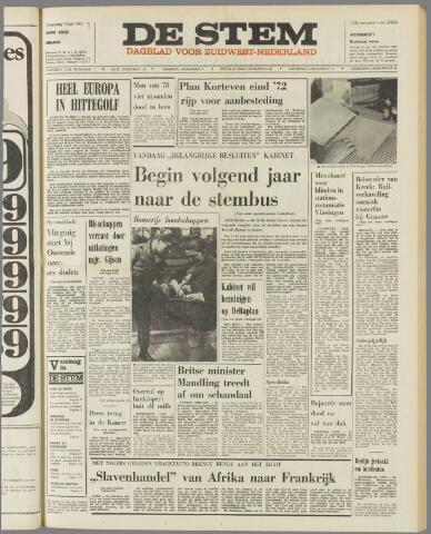 de Stem 1972-07-19