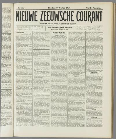 Nieuwe Zeeuwsche Courant 1908-10-20