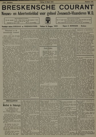 Breskensche Courant 1936-03-13
