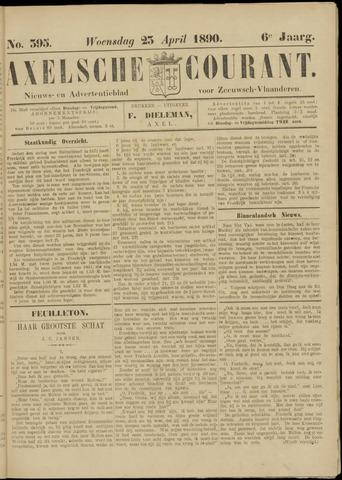 Axelsche Courant 1890-04-23