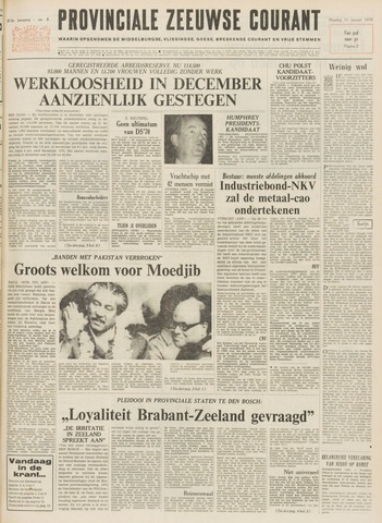 Provinciale Zeeuwse Courant 1972-11-01