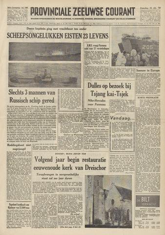 Provinciale Zeeuwse Courant 1958-10-18