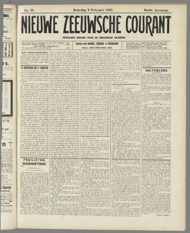 Nieuwe Zeeuwsche Courant 1907-02-09