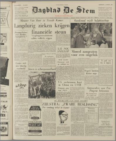 de Stem 1961-03-08