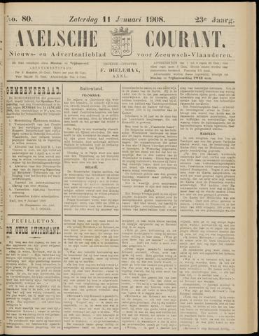 Axelsche Courant 1908-01-11