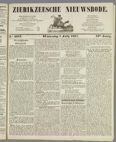 Zierikzeesche Nieuwsbode 1863-07-08
