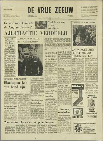 de Vrije Zeeuw 1969-11-19