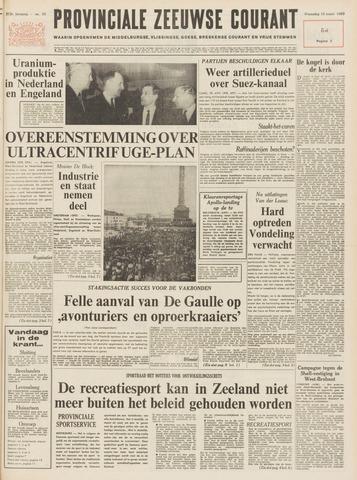 Provinciale Zeeuwse Courant 1969-03-12