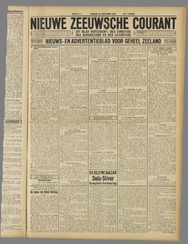 Nieuwe Zeeuwsche Courant 1933-09-26