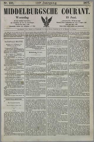 Middelburgsche Courant 1877-06-13