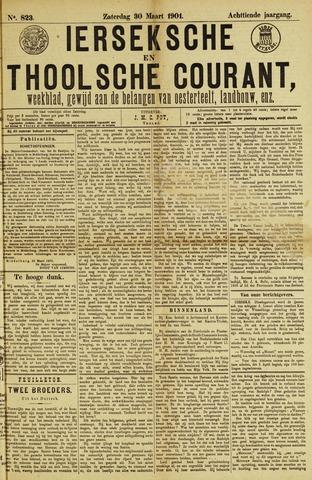 Ierseksche en Thoolsche Courant 1901-03-30