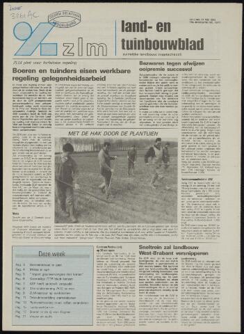 Zeeuwsch landbouwblad ... ZLM land- en tuinbouwblad 1991-05-17