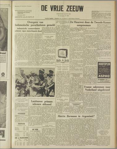 de Vrije Zeeuw 1962-06-13
