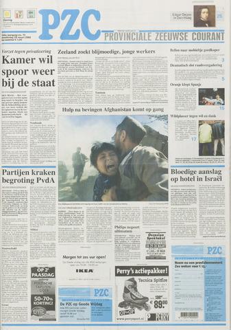 Provinciale Zeeuwse Courant 2002-03-28