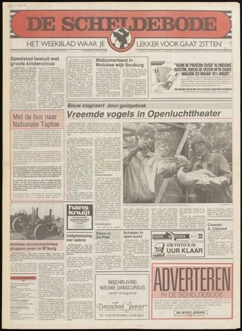 Scheldebode 1985-08-01
