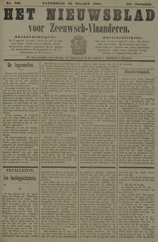 Nieuwsblad voor Zeeuwsch-Vlaanderen 1901-03-23